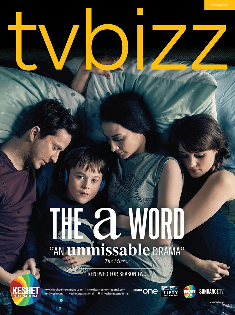 TVBIZZ Magazine - news, editorials, interviews from the TV